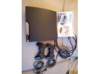 Ps3 + fifa 14 + two controllers