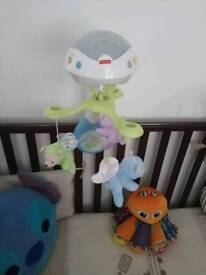 Fisher Price butterfly dreams 3 in 1