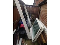 used upvc patio doors ideal for shed/summer house £60