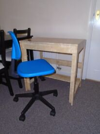 children working table and chair