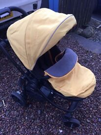 Graco Evo Mineral Yellow Buggy