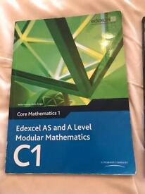 Edexcel mathematics book