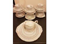 Vintage bone china Tea Set (PARAGON RADSTOCK)
