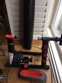Elite classic turbo trainer for indoor cycling