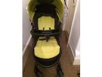 Pushchair(including Rain cover) and Car seat