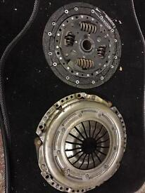 Ford Zetec Flywheel & Clutch
