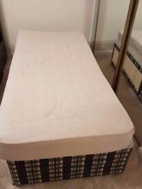 FREE -Single Divan Bed