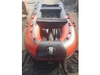 Inflantable dinghy Trans-E boats cat.C