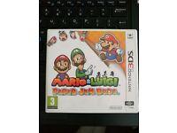 Mario & Luigi Paper Jam Bros 3DS/XL/2D