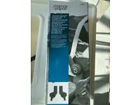 Car seat adaptors for buggy