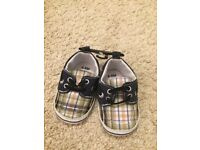 New with Tags! Baby Shoes Size 4-8 Months - WILL POST FOR £2