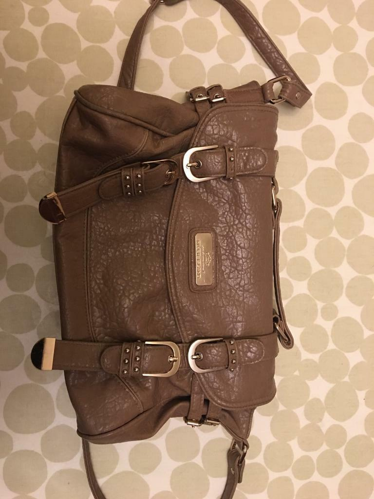 River island over shoulder bag