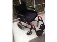 Wheelchair - adult's