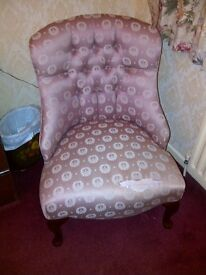 Bed Room chair, Antique chair Cheap !