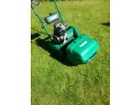 Qualcast classic 35s petrol lawn mower