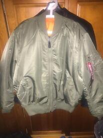 Alpha flight jacket