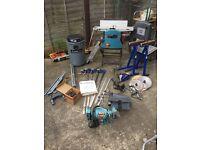 Multi-bench plus full shop Equipment