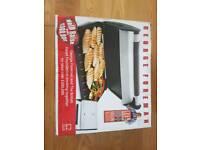 George Foreman 9 portion grill BNIB