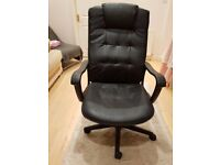 Study Chair. near new condition
