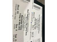 VIP Noel Gallagher's High Flying Birds Tickets Manchester Arena tickets
