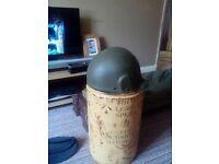 Modern. Military helmet