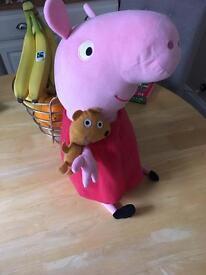 Large Peppa Pig