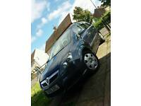 Vauxhall zafira 1.6 for swap may sell