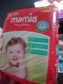 Mamia easy pants size 4