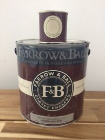 Farrow & Ball 2.5L modern emulsion paint in Stony Ground No.211
