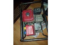Honda 4 stroke petrol generator