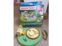 Sylvanian Families Sandpit and Paddling Pool With Box