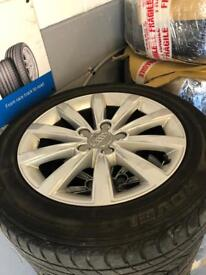16 audi wheels