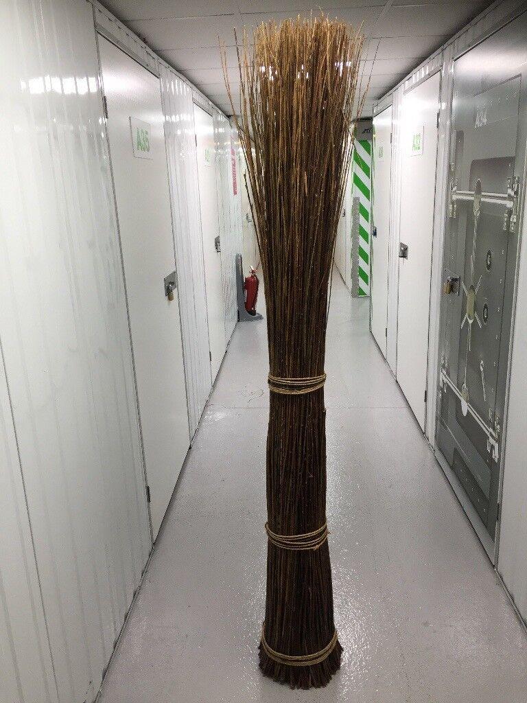 Festive 'twig sculpture'