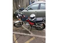 Gn 125cc excellent condition very economy