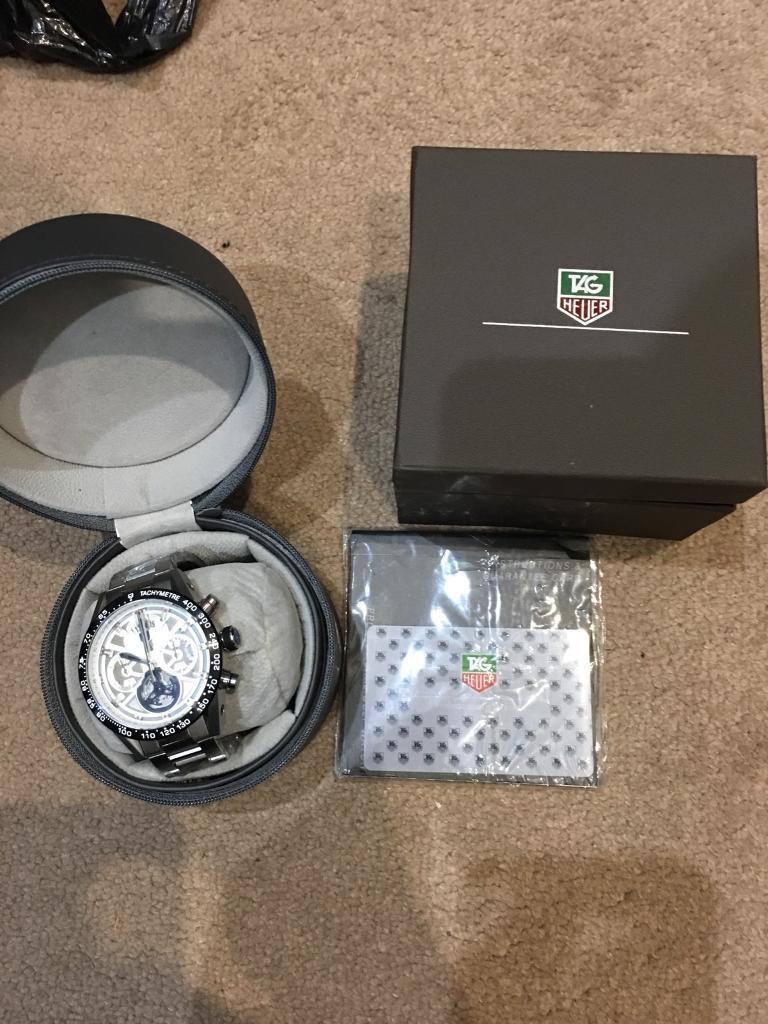 brand new TAG HEUER watch