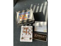 Keeley Caverns delay and reverb pedal - boxed, very good condition