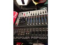 EUROPOWER PMP1000 MIXER