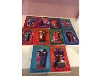 My sister the vampire books