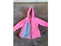Girls coat, jumper & joggers