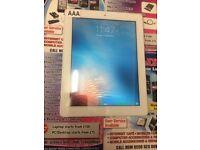 Apple iPad 2 wifi 16gb memory white for sale