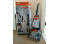 VAX CARPET WASHER DRYER RAPIDE ULTRA 2 PET