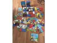 Over 40 Ladybird Books