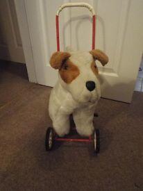 Vintage / Retro Mulholland and Baillie Terrier walker