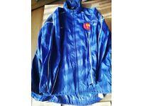 a8f5a1081045 Men s Nike France football team jacket XL blue