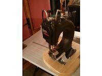 Tippmann Boss leather stitching machine