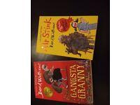 New Children's books: Gangsta Granny and Mr Stink