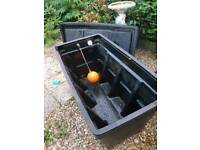 Water storage tank 50 gallon