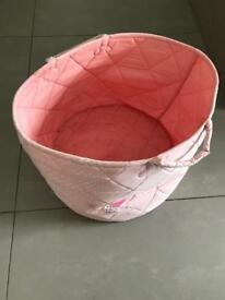 Jojo Maman Bebe storage bucket