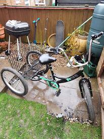 "20"" Wheeled Trimantis Trike"