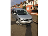 VOLKSWAGEN CADDY MAXI LIFE 7 SEATER & FULL HISTORY